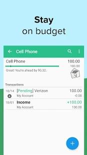 Goodbudget сбережения